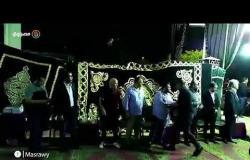 أبرزهم ليلى علوي.. نجوم الفن في عزاء شوقي الماجري