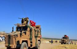 بالفيديو : الجيش التركي يرسل تعزيزات إلى حدود سوريا