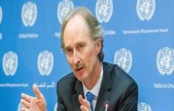 بيدرسون يبحث مع هيئة التفاوض السورية قواعد عمل اللجنة الدستورية