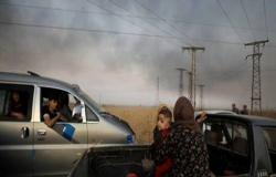 الأمم المتحدة: نزوح أكثر من 130 ألف نسمة عن شمال شرقي سوريا