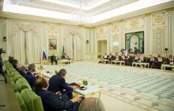 ولي عهد السعودية وبوتين يترأسان الاجتماع الأول للجنة الاقتصادية المشتركة