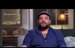 """محمد عبد الرحمن يحكي عن تجربته مع فيلم """"إبراهيم الأبيض"""" وكواليس تقليدة في الواد سيد الشحات"""