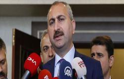 """وزير تركي: """"نبع السلام"""" تستند إلى المواثيق الدولية وتجري في إطار القانون الدولي"""