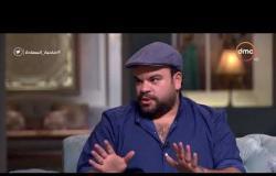 """صاحبة السعادة - محمد عبد الرحمن : شخصية مسلسل """"الكبير أوي"""" من أكتر الشخصيات اللي علقت معايا"""