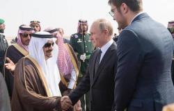 الغرف السعودية: زيارة بوتين ستزيد من الشراكات الاستثمارية