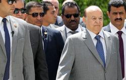 الرئيس اليمني يشيد بجهود السعودية في معالجة أحداث عدن