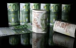 خسائر حادة للأسهم والليرة التركية مع مخاوف العقوبات