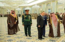 بوتين: التنسيق السعودي الروسي مهم لتأمين الاستقرار بالشرق الأوسط