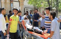 """قتلى وجرحى مدنيون في هجمات لـ""""قسد"""" على قرى بريف حلب"""