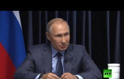 بوتين: لدينا إمكانية لضبط الساعة مع الإمارات