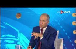 فتحي مبروك: المنتخب الأولمبي يضم عناصر مميزة بقيادة شوقي غريب