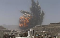 """""""أنصار الله"""": أكثر من 42 غارة للتحالف على صعدة وحجة"""