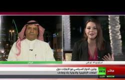 زيارة بوتين الى السعودية والإمارات - تغطية خاصة