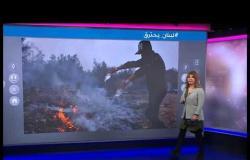"""""""لماذا اندلعت النيران في المناطق المسيحية دون المناطق المسلمة؟"""" تصريح لنائب لبناني يثير غضبا واسعا"""