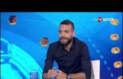 عمرو الحلواني يوضح أسباب انتقاله لنادي حرس الحدود ورحيله عن إنبي