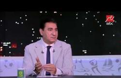 شريف عبد المنعم: مندهش من موافقة المقاولون على مواجهة الزمالك بدلاً من أسوان