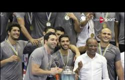 """محمد علي """"حارس يد الزمالك"""" يروي لحظات الفوز بالبطولة الإفريقية"""