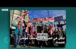 بالأرقام لماذا نزل اللبنانيون للشارع: فساد وبطالة وهدر للمال العام   بي بي سي إكسترا