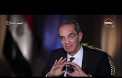 مساء dmc - د .عمرو طلعت : سعر خدمات الأنترنت في مصر تعتبر هي الأقل في الوطن العربي ومعظم  دول العالم