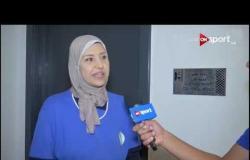 لقاء مع هانم أمير مدير عام المنظمة المصرية لمكافحة المنشطات
