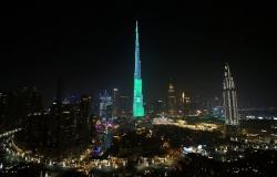 سلسلة هواتف OPPO Reno 2 تتألق على أطول برج في العالم!