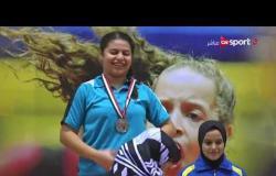 توزيع الجوائز والميداليات ببطولة مصر الدولية لتنس الطاولة