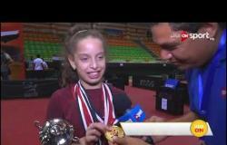 ردود الأفعال عقب انتهاء بطولة مصر الدولية لتنس الطاولة للناشئين