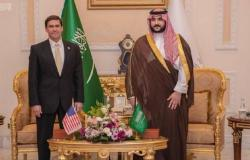 مباحثات عسكرية بين السعودية والولايات المتحدة الأمريكية