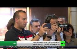 أبو الغيط يبحث مع الصفدي التطورات بسوريا