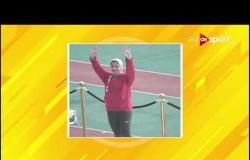 فاطمة البنداري تتحدث عن أول بطولة دولية شاركت فيها