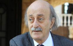 جنبلاط أعلن رفضه ورقة الحريري الاقتصادية : لا يمكننا البقاء مع باسيل في الحكومة