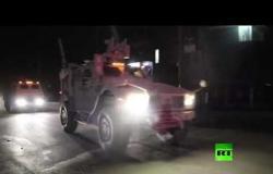 قوات أمريكية تنسحب من سوريا إلى العراق