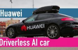 هواوي تعتزم تطوير رادارات للسيارات الذاتية القيادة