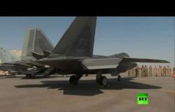 وزير الدفاع الأمريكي يزور قاعدة الأمير سلطان في السعودية