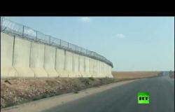 فيديو حصري لـ آر تي من الحدود السورية التركية