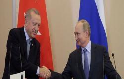 الرئاسة التركية: اتفاقنا مع روسيا منفصل عن الصفقة مع الولايات المتحدة
