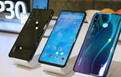 هواوي تكشف عن عدد شحناتها من الهواتف خلال 2019
