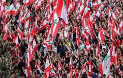 احتجاجات لبنان تدخل أسبوعها الثاني.. وترقب كلمة الرئيس