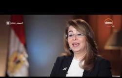مساء dmc - د.غادة والي توضح خطوات الوزارة لمعاقبة كل من يعتدي علي الأطفال في دور الأيتام