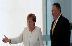 برلين: ميركل تلتقي بومبيو قريبا وكلام الأسد لم يؤثر على موقفنا بشأن المنطقة الآمنة