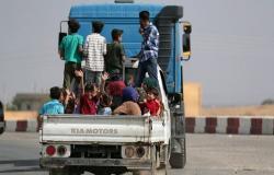 عودة 776  لاجئاً سورياً من الأردن لبلادهم خلال الـ24 ساعة الأخيرة