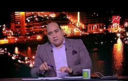 تعليق مهيب عبد الهادي على أجواء مباراة العين والجزيرة