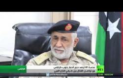 عدسة RT ترصد حجم الدمار جنوب طرابلس