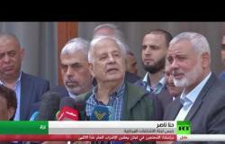 حماس تتسلم موافقة عباس بشأن الانتخابات