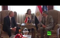 مصر تبحث بناء ترسانة بحرية جديدة مع روسيا