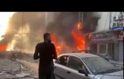 بالفيديو : سوريا.. 3 انفجارات تهز القامشلي ومقتل 6 مدنيين