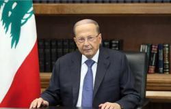 """الرئاسة اللبنانية توضح تصريحات """"عون"""" بشأن مطالبة المتظاهرين بالهجرة"""