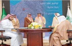 الأسكان السعودية توقع 8عقود تطوير لتوفير 19 ألف أرض مجانية