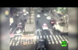الشرطة المكسيكية تقبض على مشتبه بهما في عملية سطو مسلح
