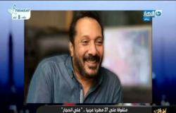 فوز الفنان المصري علي الحجار بجائزة السلطان قابوس